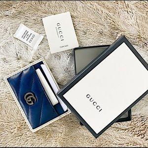 ♥️ Gucci leather cardholder / mini wallet